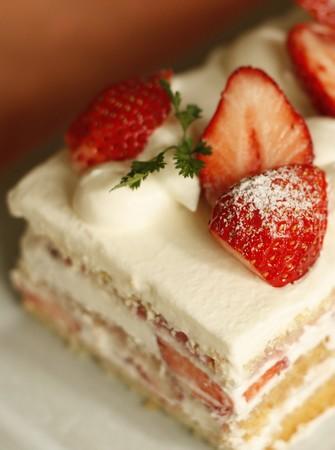 誕生日ケーキ ショートケーキ