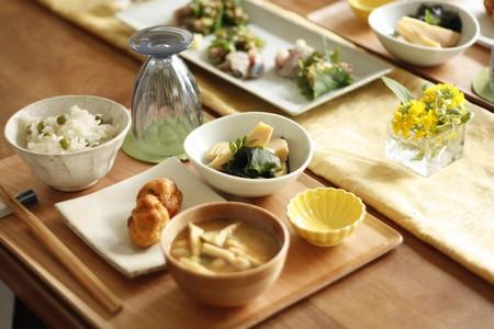 料理教室calmo 春の和食レッスン
