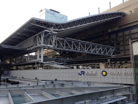 京都駅みたい