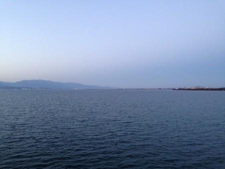 やっぱり琵琶湖ラン