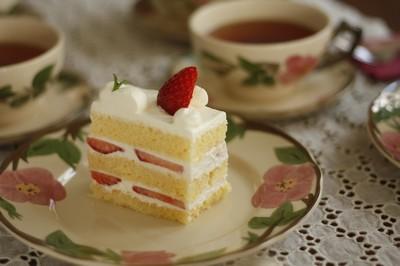 もうショートケーキは買わないで(笑)